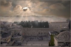 The Western Wall of the Temple Mount, Jerusalem