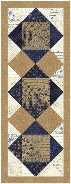Moda Quilt Kit, Lexington Charm Pack Kit, Pre-cut Fabric Kit, Charm Pack Kit #DeFratesDesigns