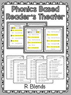 Phonics Based Reader