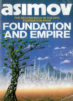 Last book in Isaac Asimov's original foundation trilogy.