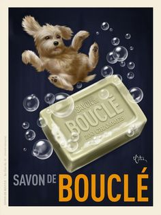 Savon De Boucle | Chad Otis