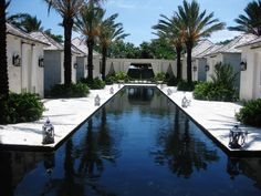 Spa at the Regent Palms Turks and Caicos.