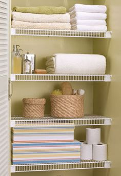 Wire Closet Shelving | Wire Closet Organizers And Systems