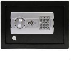 Check for a depth review to this product. Here you get a lot of helpful informaton. Digital Safe, Digital Lock, Gun Safe For Sale, Drawer Safe, Biometric Lock, Safe Door, Best Safes, Lock Set, Hunting Guns