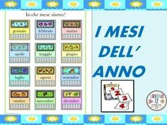 Classic children's poem to remember which months have 31 days etc. Italian with English translations. Great for FLES!If you are purchasing this item please view my Terms of Use available in my store.http://www.teacherspayteachers.com/store/Urbino12