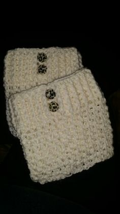 Cornrow boot cuffs. Available in any size and color. $10 + shipping for children's sizes and $12 + shipping for adult sizes. Delta Belle Crochet and More by Brandylin Pensis.