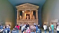 Ephesus temple in British Museum Elgin Marbles, Ephesus, British Museum, Temple, Frame, Home Decor, Picture Frame, Decoration Home, Room Decor