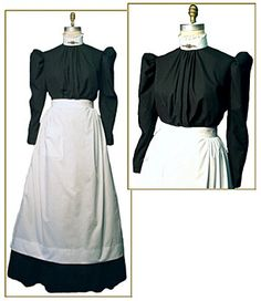 Victorian Maid outfit for Dickens & 70 best Victorian Maid images on Pinterest | Victorian 19th century ...