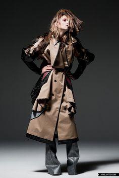 4th Mango Fashion Awards Finalist Collection // Takashi Nishiyama   Afflante.com