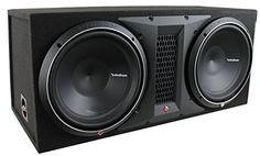 Rockford Fosgate P3-2X12 1200 Watts Dual Rms Subwoofer Enclosure - http://www.caraccessoriesonlinemarket.com/rockford-fosgate-p3-2x12-1200-watts-dual-rms-subwoofer-enclosure/  #1200, #Dual, #Enclosure, #Fosgate, #P32X12, #Rockford, #Subwoofer, #Watts #Car-Subwoofers, #Electronics