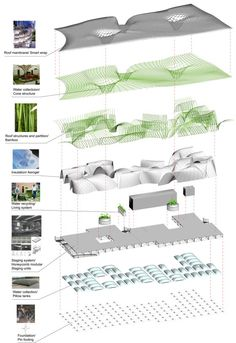 34 photo of 48 for exploded axonometric rhino