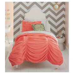 Beach themed guest bedroom-Xhilaration® Braided Texture Comforter Set