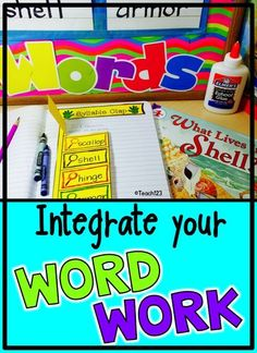 Ask any teacher what one of the top 5 stresses of his or her job is and you will hear, meeting the needs of a wide variety of ability levels. There is a quick and easy way to differentiate and integrate your word work center. Click to read more about this and other tips. Also include paid link.