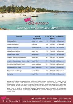 Mozambique 2016 Island specials for honeymooners from South Afica Honeymoon Places, Beach Villa, Island Beach, Beach Pool, Pearl White, Celebrations, Ocean, Pictures, Photos