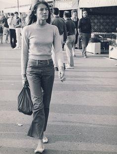 En 1966, Françoise Hardy
