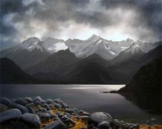 Manapouri, New Zealand...where I used to live!