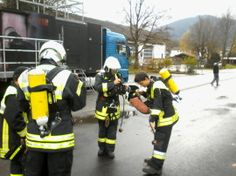 Freiwillige Feuerwehr Attel-Reitmehring - Brandcontainer