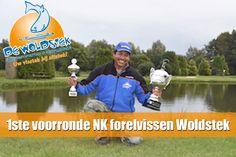 Op 17 april 2016 organiseert Forellenvisvijvers De Woldstek de 1ste voorronde op 17 april voor het NK Forelvissen 2016. Doe je ook mee? Hieronder meer informatie voor deze eerste voorronde bij Forellenvisvijvers De Woldstek in Ruinerwold.