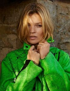 Kate Moss for Rag & Bone, spring/summer 2013