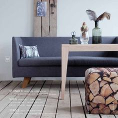 From the Norwegian brand Ygg & Lyng. Small Space Living, Living Spaces, Modern Contemporary Living Room, Interior Styling, Interior Design, Inside Home, Lounge, Home And Deco, Office Interiors