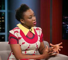 Writer Chimamanda Ngozi Adichie   Interviews   Tavis Smiley   PBS