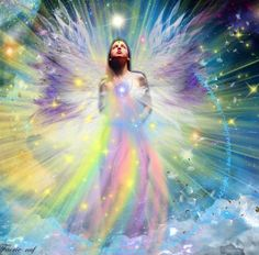 Spectacular !!!!!!! this angel is looking heavenward.