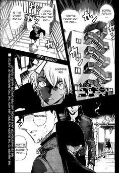Detective Conan 954 Page 1