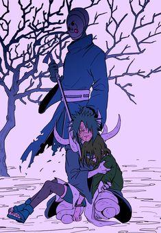 Angst und Verzweiflung sind die Warhaftigen Dämonen, die dein Selbst zu töten vermögen. /Obito Uchiha /Naruto Shippuden
