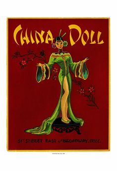 China Doll, New York, 1946