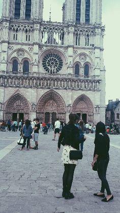 Notre Dame, Paris (2014)