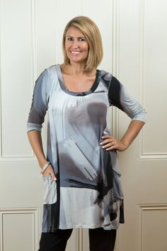Cordelia Street Pocket Tunic http://tulio.com.au/collections/tops-and-tunics/products/cordelia-street-pocket-tunic