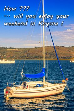 Sail into the warm water estuary of Knysna Lagoon and have a blast ! For more information, visit : http://www.visitknysna.co.za @meetsouthafrica