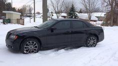 2014 Chrysler 300s AWD. #blackedout #pimpwhip