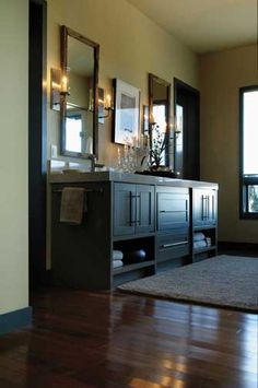 Hanover Maple with Classic Drawer Front, Sage