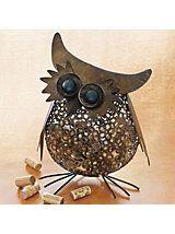 Owl Cork Holder | Solutions
