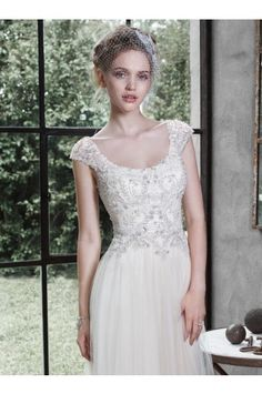 Maggie Sottero Bridal Gown Caitlyn 5MD611