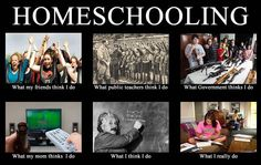 Homeschooling Myth vs Reality