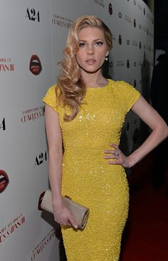 Katheryn Winnick at an event for A Glimpse Inside the Mind of Charles Swan III (2012)
