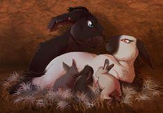 Blackavar's Family by LadyFiszi