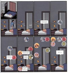 "Chris Ware's outstanding ""Building Stories"""