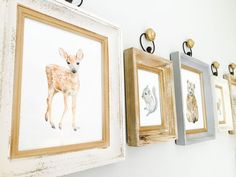 Project Nursery - Woodland Prints trendy family must haves for the entire family ready to ship! Free shipping over $50. Top brands and stylish products