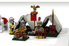 LEGO Ideas - Roman Fort