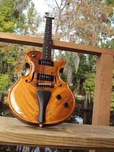 "A Literal ""Carved Top"" - Telecaster Guitar Forum #electricviolin"
