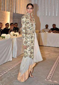 Anamika Khanna @ Delhi #Couture Week 2012
