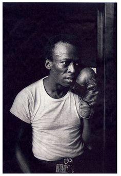 Miles [photog Jim Marshall]