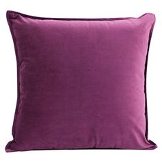 Basic Square Cushion by Nicholas Agency & Co. Get it now or find more Indoor Cushions at Temple & Webster. Cushions For Sale, Opening A Business, Velvet Cushions, Australia Living, Amp