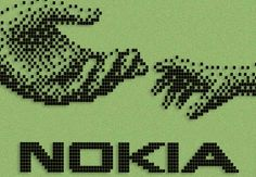 Nokia company name is based on a river name :0