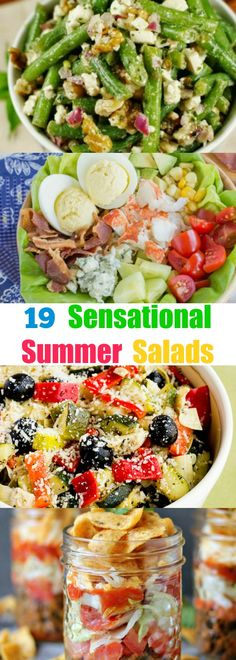 19 Sensational Summer Salads You Just Have to Try!