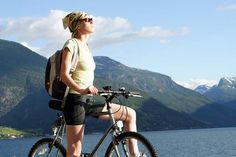 Pack Light When Traveling by Bike