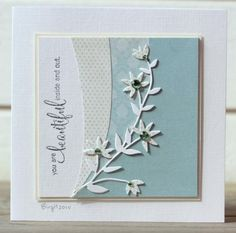SC549 Beautiful by Biggan - Cards and Paper Crafts at Splitcoaststampers